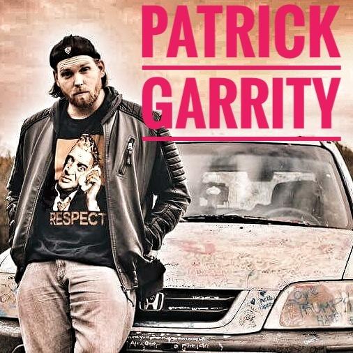 Comedian Patrick Garrity
