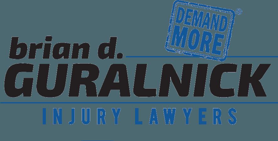 Brian Guralnick Personal Injury Logo